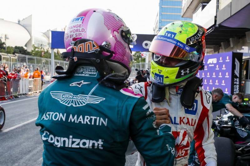 """Günther Steiner: Mick Schumacher wird von """"Mentor"""" Vettel profitieren"""