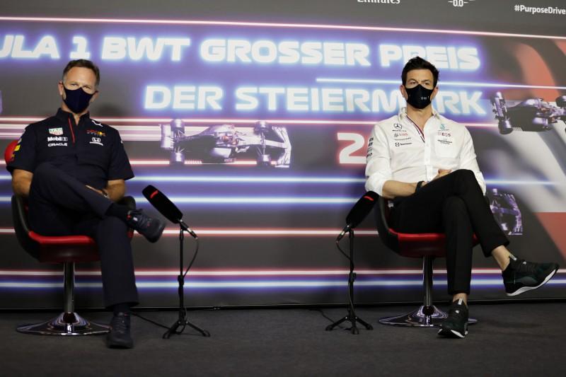 Horner widerspricht Wolff: Red Bull beim Heimspiel nicht Favorit