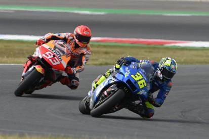 MotoGP-Liveticker Assen: Marquez nach Sturz in Q1 raus! Vinales auf Pole