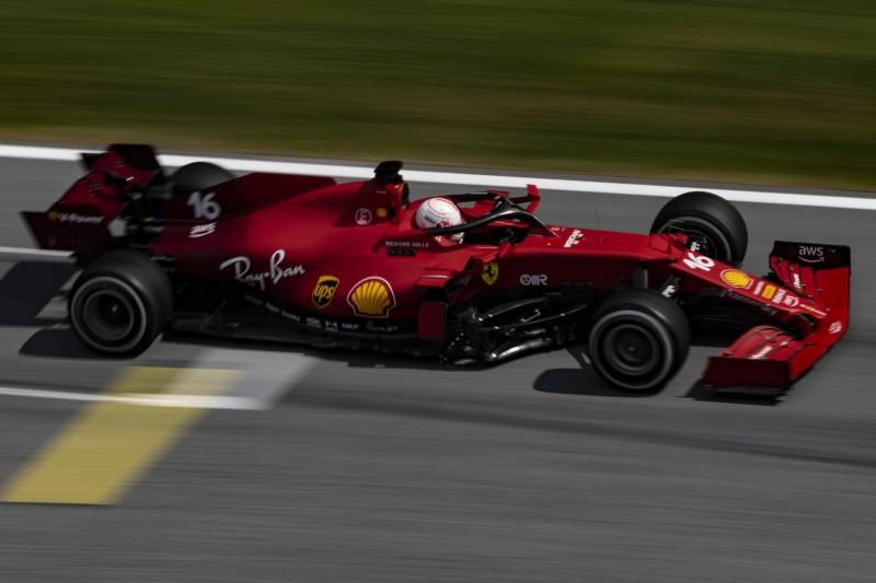 Ferrari: Wenn wir das Mittelfeld nicht anführen, sind wir nicht glücklich