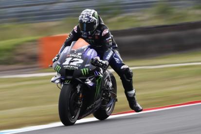 MotoGP in Assen FT3: Yamaha-Duo vorn, Rossi in den Top 10, Marquez auf P15