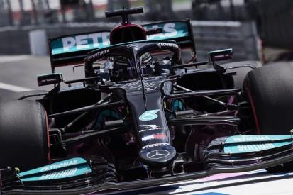 Hamilton 0,2 Sekunden vor Verstappen