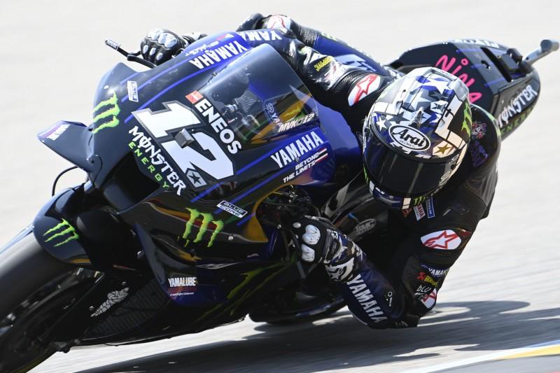 MotoGP in Assen: Vinales holt die Pole, Marquez nach Sturz auf Startplatz 20