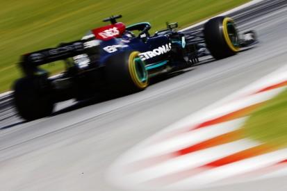 """Lewis Hamilton skeptisch: Nicht die """"rohe Pace"""", um Red Bull zu überholen"""