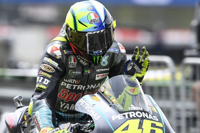 Valentino Rossi: Positiver Qualifying-Tag mit Wermutstropfen