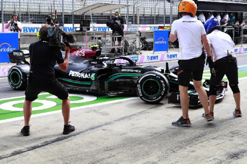 P5 statt P2: Valtteri Bottas kritisiert Strafe und richtet Vorwürfe an McLaren
