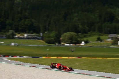 Ferrari abgeschlagen: Carlos Sainz hofft auf Regenrennen in Spielberg