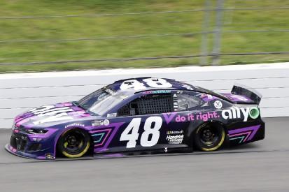 NASCAR Pocono 1: Bowman siegt nach spätem Reifenschaden bei Larson