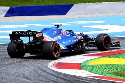 Esteban Ocon raus in Q1: Frust beim Franzosen steigt
