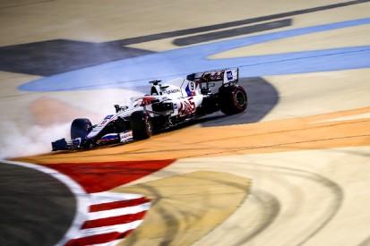 """Selbstironisch: Haas-Team schenkt Nikita Masepin einen """"Masespin"""""""