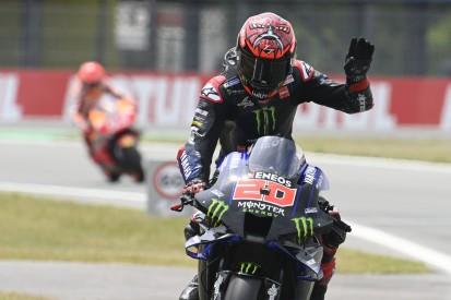 MotoGP in Assen: Quartararo triumphiert über Vinales - Rossi stürzt