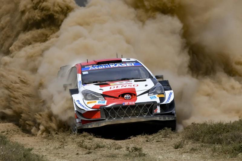 WRC Safari-Rallye Kenia 2021: Ogier dreht das Ding, Drama um Neuville