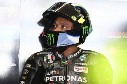 """Valentino Rossi nach Rennsturz in Assen enttäuscht: """"Potenzial war da"""""""