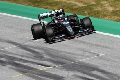 """Sebastian Vettel verpasst nach """"ziemlich trockenem"""" Rennen die Punkte"""