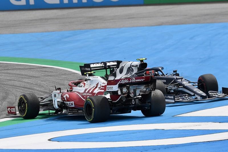 Nur vier Sekunden von P8 weg, aber: Keine Punkte für Alfa Romeo