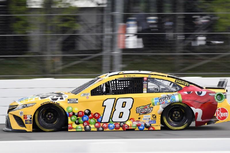 NASCAR Pocono 2: Kyle Busch gewinnt Spritpoker und beendet Hendrick-Serie