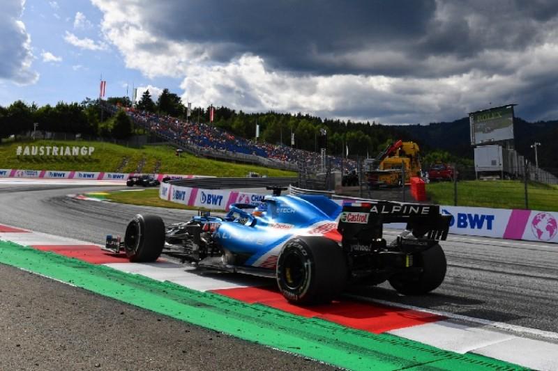 Fernando Alonso: Kampf mit Aston Martin ein Fortschritt