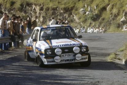 Vatanen wird nach 40 Jahren wieder in seinen WRC-Sieger-Ford steigen