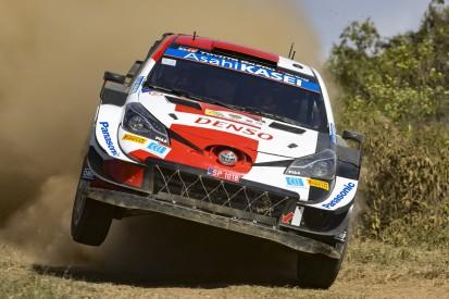 """Ogier: War eine große Erleichterung, """"verrückte"""" Safari-Rallye zu beenden"""