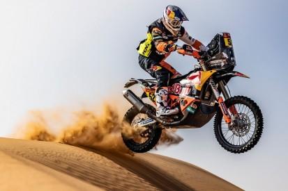 Sollte es keinen MotoGP-Platz geben: Petrucci will mit KTM Dakar fahren