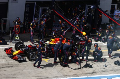 Wie die Formel-1-Teams die Grenzen beim Boxenstopp verschieben