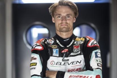 Chaz Davies: Stimmung bei GoEleven besser als im Ducati-Werksteam