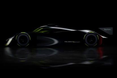 """Peugeots Hypercar für die WEC 2022: Piloten kündigen """"Batmobil"""" an"""