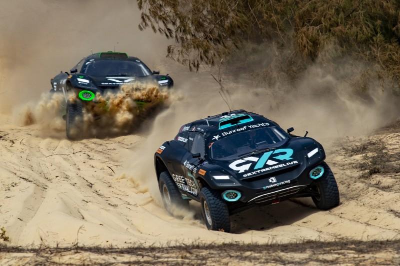 Atemberaubender Start für Kooperation von Motorsport Images und Extreme E