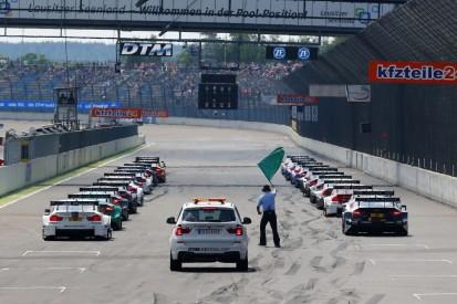 DTM setzt 2021 auf neues Lausitzring-Layout: Nach Start durch die Steilkurve!