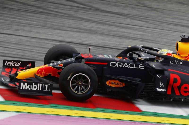 F1-Training Österreich 2021: Verstappen Schnellster im ersten Training