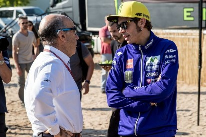 "Carmelo Ezpeleta: ""Rossis Situation nicht mit Lorenzos bei Honda vergleichbar"""