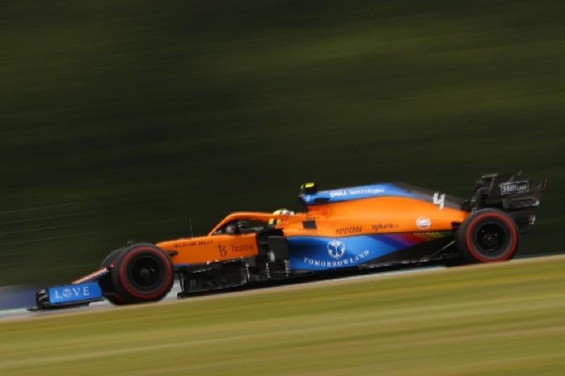 """McLaren-Teamchef Seidl: Wollen """"mit beiden Autos fett punkten"""""""