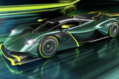 Aston Martin Valkyrie AMR Pro: 3:20 Minuten in Le Mans, aber nicht für WEC