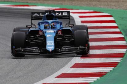 Keine Funkausraster mehr: Alpine lobt sanftmütigen Fernando Alonso