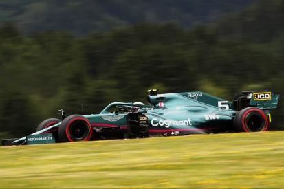 """""""Bei 99 plus"""": Aston Martin glaubt an weitere Vettel-Steigerung"""