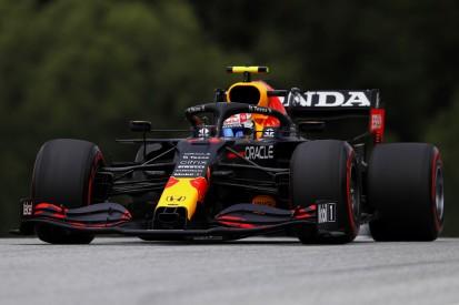 Trotz P13 am Freitag: Horner glaubt an starkes Qualifying von Perez