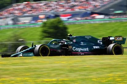 Nach Qualiblockade: Sebastian Vettel um drei Plätze strafversetzt