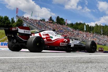 """Nach P5 im Training: Alfa Romeo """"weit unter den Erwartungen"""""""