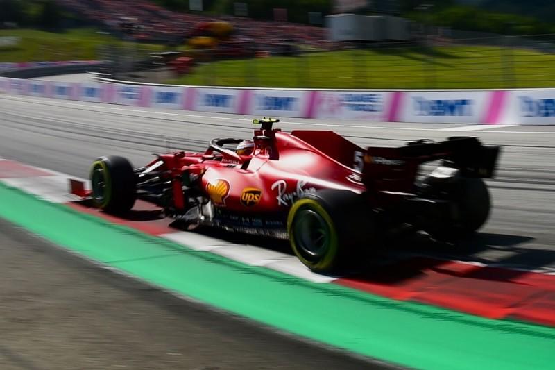 Ferrari: Lieber Elfter auf dem Medium als Fünfter auf dem Soft!
