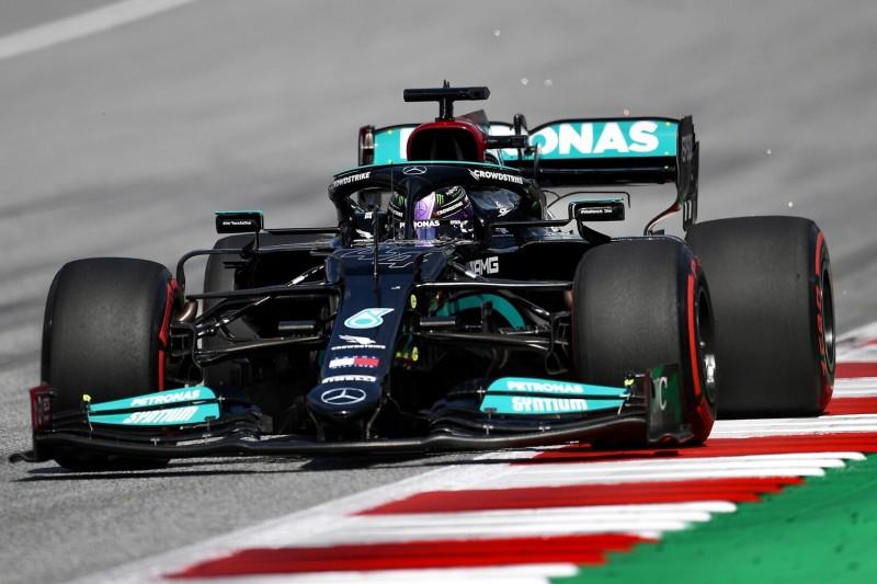Mercedes: Mit dem C5 kommt McLaren einfach besser zurecht als wir