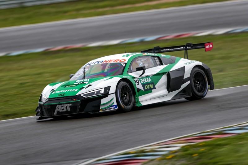 """DTM-Neuling Sophia Flörsch über LMP2-GT3-Umstellung: """"Muss V-Style fahren"""""""