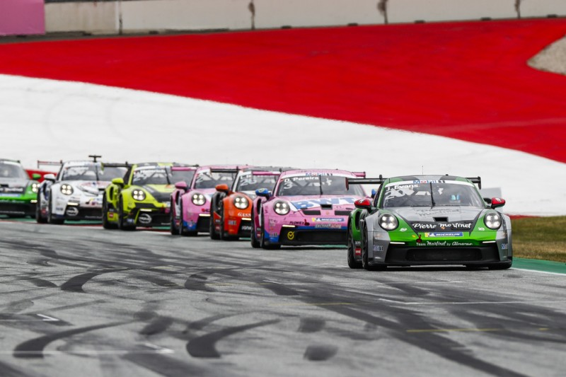 Porsche-Supercup Spielberg 2021: Jaxon Evans wiederholt Sieg von 2020