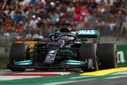 """Lewis Hamilton enttäuscht: """"Es wäre ein leichter zweiter Platz geworden"""""""