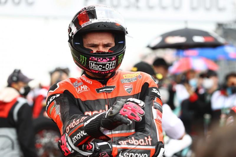 """""""Es ging nicht vorwärts"""" - Donington wirft Redding und Ducati weit zurück"""
