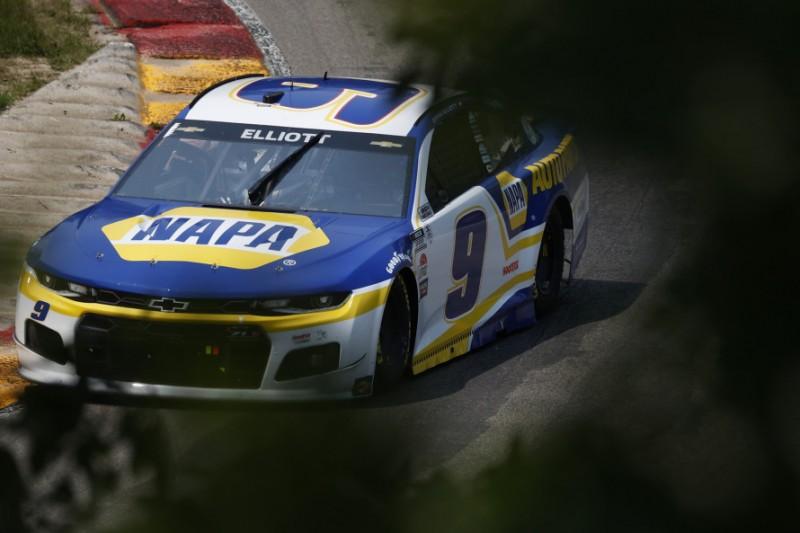 NASCAR Elkhart Lake: Chase Elliott siegt souverän