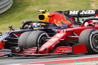 """Christian Horner: In der Formel 1 darf es keine """"Schwalben"""" geben"""