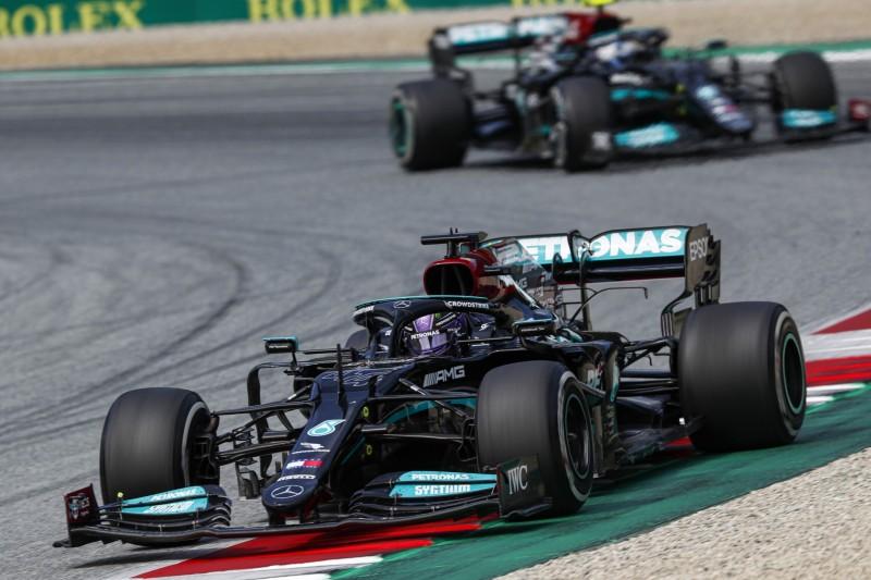 """Mercedes: Haben uns die Probleme """"selbst eingebrockt"""""""