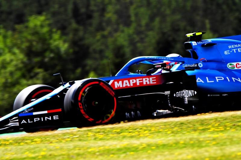 Esteban Ocon rätselt: Eine Sekunde auf Alonso ist einfach zu viel