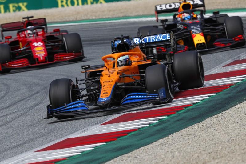 """Daniel Ricciardo schöpft Mut: """"Du musst einfach Spaß haben!"""""""
