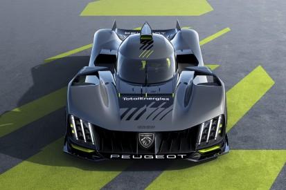 Peugeot 9X8: Le-Mans-Hypercar kommt ohne Heckflügel in die WEC 2022
